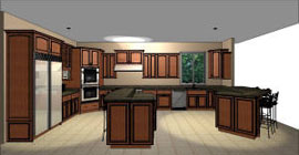 Elegant Your Kitchen Will Be Designed With 20/20 CAD, The Industry Leader In Kitchen  Design.