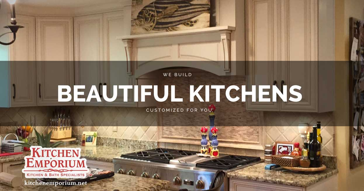 Kitchen Emporium VAs Kitchen Bath Specialists For Over Years - Kitchen remodeling norfolk va